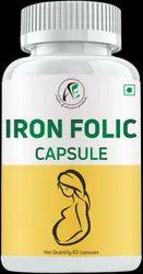 Herbal Iron Folic Capsules