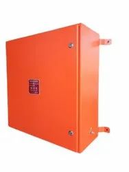 Rectangular 4-Way MS Bus Bar Box, For Switches