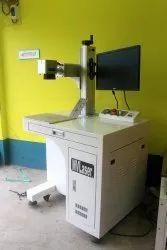 Automatic CO2 Laser Marking Machine