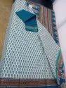 Pure Cotton Sanganeri Print Sarees