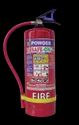 SAFE-ON 6 Kg ABC Type Fire Extinguisher