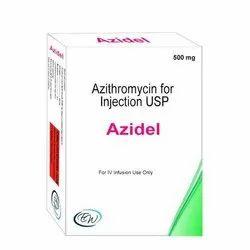 Azithromycin Injection Azidel