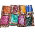 Ladies Silk Bandhej Dupatta