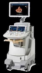 GE 3D/4D Diagnostic Ultrasound Machines, For Medical Diagnosis