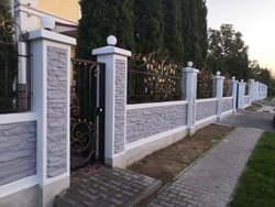 Luxury Boundary Wall