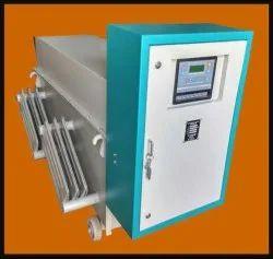 Automatic Iron Oil Cooled Servo Voltage Stabilizer, 300V, 500V