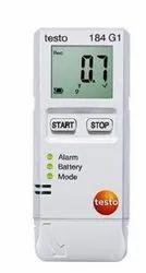 Testo 184 G1 Transport Logger for Shock-Sensitive Goods
