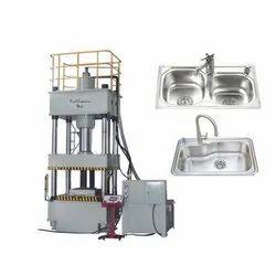 Hydraulic Cutlery Machine