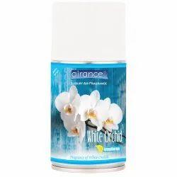 White Orchid Air Freshener Refill Bottle