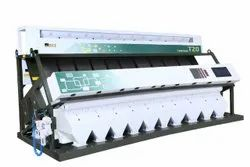Toor Dal Color Sorting Machine T20 - 12 Chute