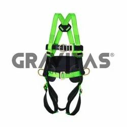 Gravitas Safety Full Body Harness/ Safety Belt (FBH-044)