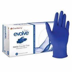 Cranberry Evolve Gloves