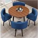 Restaurant Chair Table Set