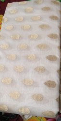 Fancy Silk Brocade Fabric
