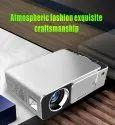T6 LCD 3500 Lumens LED 1080p Projector 3D Portable Mini 4K Home Projecto