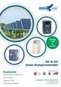 6 3HP AC SS Solar Submersible Pump With Controller
