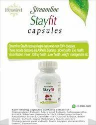 Streamline Stayfit 120 Capsule