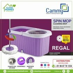 Regal Cleaning Spin Mops