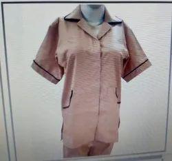 Female Nursing Uniform Half Sleeves PS-3