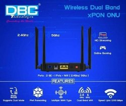 Wireless Dual Band Xpon ONU