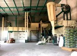 Fully Automatic Chakki Atta Plant Without Gravity Separator