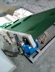 Inclined Clit Belt Conveyor