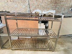Stainless Steel Kitchen Pot Racks