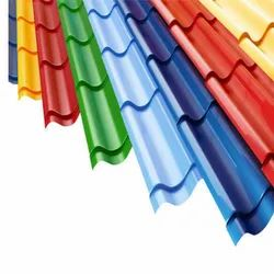 Color Coated Galvanized Roofing Tile