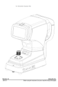 Potec PRK 7000 and 8000 Autorefractor Keratometer