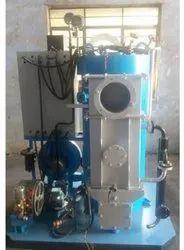 Oil & Gas Fired 100 kg/hr Instant Steam Generating Boiler
