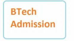 B Tech Admission