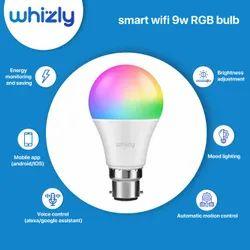 Smart Wifi 9W RGB Bulb