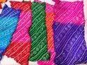 Multicolor Georgette Bandhani Dupatta