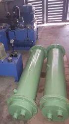 Heat Exchanger for Power Plants