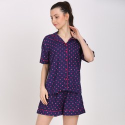 Ladies Printed Nightwear