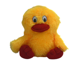 Baby duck soft toy