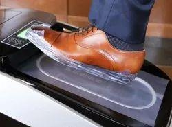 Shoe Wrapping Machine