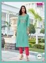 Diya Trends Victoria Vol 4 Fancy Kurti With Heavy Embroidery Catalogue
