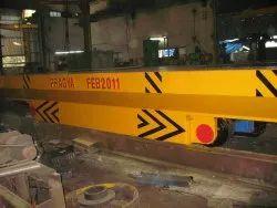 Billet/ Steel Plate Transfer Trolley