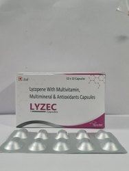 Lycopene Multivitamins Zinc & Selenium