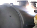 Tank Metallizing
