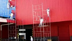 Industrial Building Painting Service, Location Preference: Gujarat