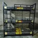 IRON TRIPLE BUNK BED