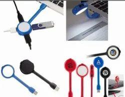USB HUB WITH LIGHT