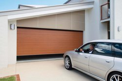 Motorized Garage Doors