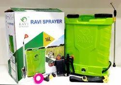Ravi Agricultural Sprayer Normal Quality 12v 12ah