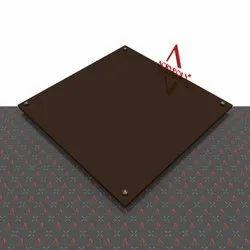 Brown Acrylic Sheet
