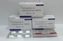 Artemether 80mg+Lumefantrine 480mg Tablet
