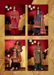 Bipson Inayat Woollen Digital Pashmina Collection