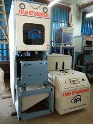 Semi-Automatic Fridge Bottle Making Machine, 800 ml